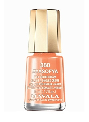 Mavala Mavala Mini Color 380 Ayasofya 5ml Oje Renkli